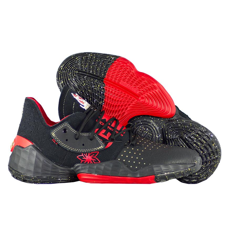 "Баскетбольные кроссовки adidas Harden Vol. 4 ""Chinese New Year"" фото"