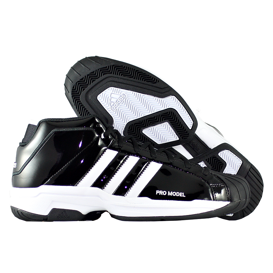 Баскетбольные кроссовки adidas Pro Model 2G фото