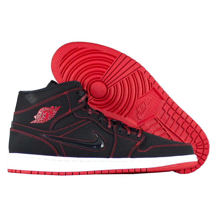 Купить Кроссовки Jordan, Кроссовки Air Jordan 1 Mid SE Fearless Come Fly With Me , Чёрный