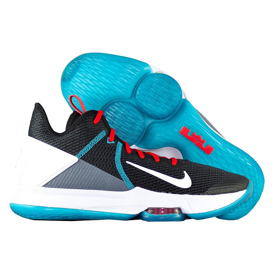 """Баскетбольные кроссовки Nike LeBron Witness 4 """"Red Carpet"""" фото"""