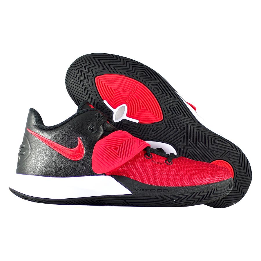 "Баскетбольные кроссовки Nike Kyrie Flytrap 3 ""University Red"" фото"