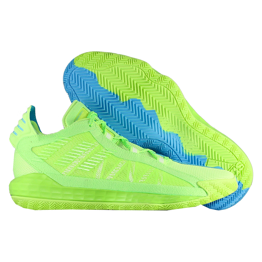 """Баскетбольные кроссовки adidas Dame 6 """"JamFest"""" фото"""