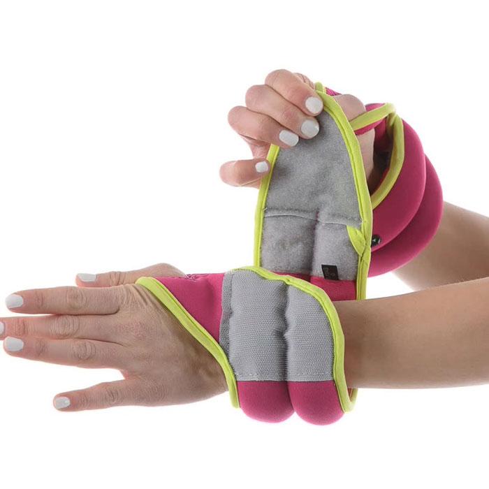 Утяжелители на запястья Nike Wrist Weights 1.1 кг - 2 шт фото