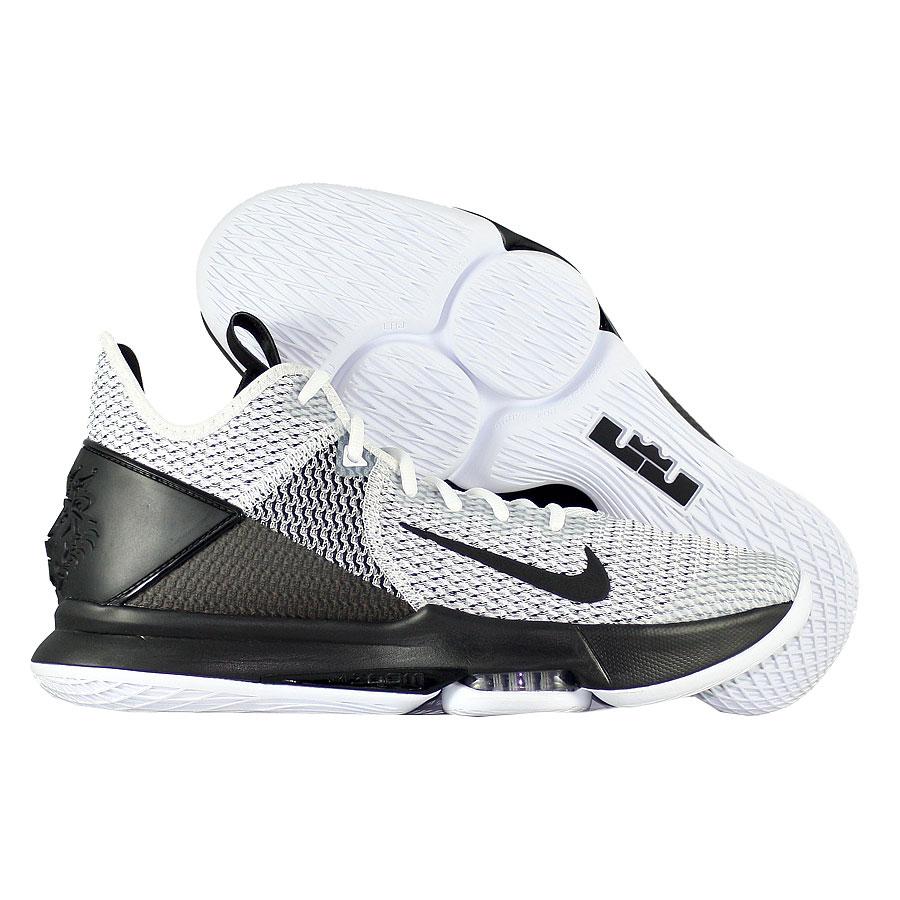Баскетбольные кроссовки Nike LeBron Witness 4 фото