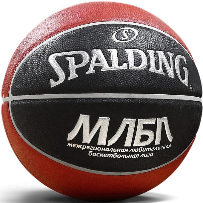 Баскетбольный мяч Spalding TF-1000 Legacy МЛБЛ размер 7 фото