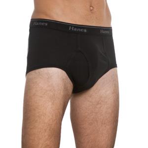 Другие товары HanesТрусы Hanes Classic Briefs (6 шт)<br><br>Цвет: Чёрный<br>Выберите размер US: S|XL