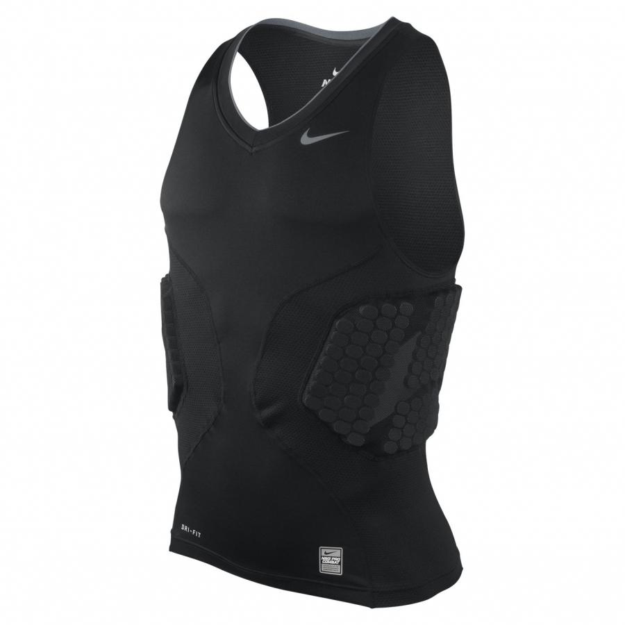 Другие товары NikeМайка компрессионная Nike NPC Hyperstrong Bball Top 2.0<br><br>Цвет: Чёрный<br>Выберите размер US: 3XLT