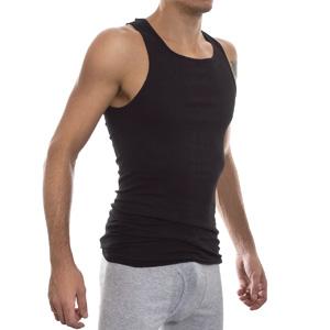 Другие товары HanesМайка Hanes A-Shirt (2 шт)<br><br>Цвет: Чёрный<br>Выберите размер US: S|L