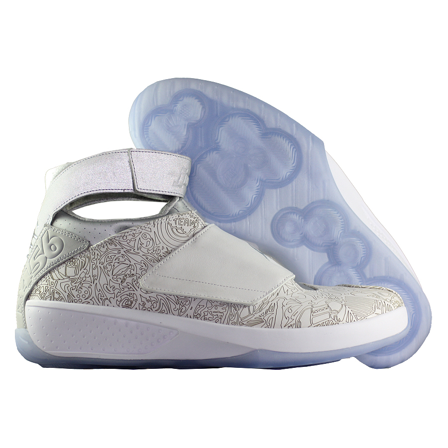 Кроссовки баскетбольные Air Jordan 20 (XX) Retro Laser