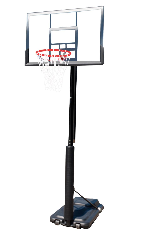 Другие товары DFCБаскетбольная стойка мобильная DFCМобильная баскетбольная стойка DFC. В основание стойки необходимо залить воду или засыпать песок. Для перемещения стойки по площадке в основании предусмотрены ролики.<br><br>Цвет: Чёрный<br>Выберите размер US: 1SIZE