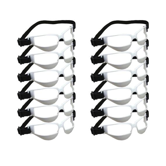 Другие товары Kickz4U.ruКомплект - Очки для тренировки дриблинга 12 штОчки баскетболиста Court Vision предназначены для тренировки контроля мяча и всей игровой площадки<br><br>Цвет: Серый<br>Выберите размер US: 1SIZE