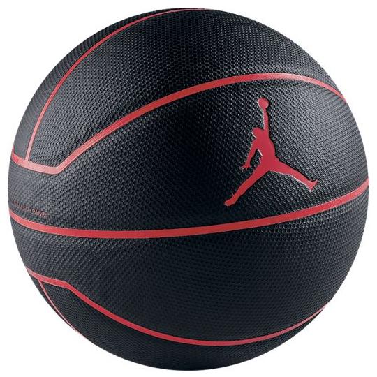 Другие товары JordanБаскетбольный мяч Jordan Hyper Grip OT размер 7<br><br>Цвет: Чёрный<br>Выберите размер US: 7