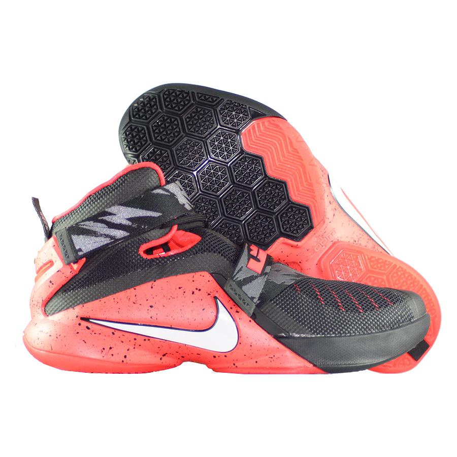 509ed5eb6 Купить Кроссовки баскетбольные Nike LeBron Soldier IX PRM по цене 0 руб.