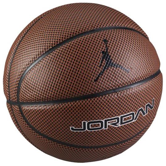Другие товары JordanБаскетбольный мяч Air Jordan Legacy размер 7<br><br>Цвет: Коричневый<br>Выберите размер US: 7