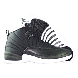 krossovki-basketbolnye-air-jordan-12-xii-retro-black-nylon-130690-004