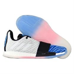 96d7029f Купить Баскетбольные кроссовки adidas Harden Vol. 3 Blue Toe-1
