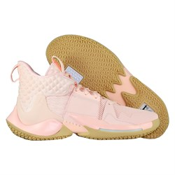23507e60 Купить Баскетбольные кроссовки Air Jordan Why Not Zer0.2 Washed Coral-1