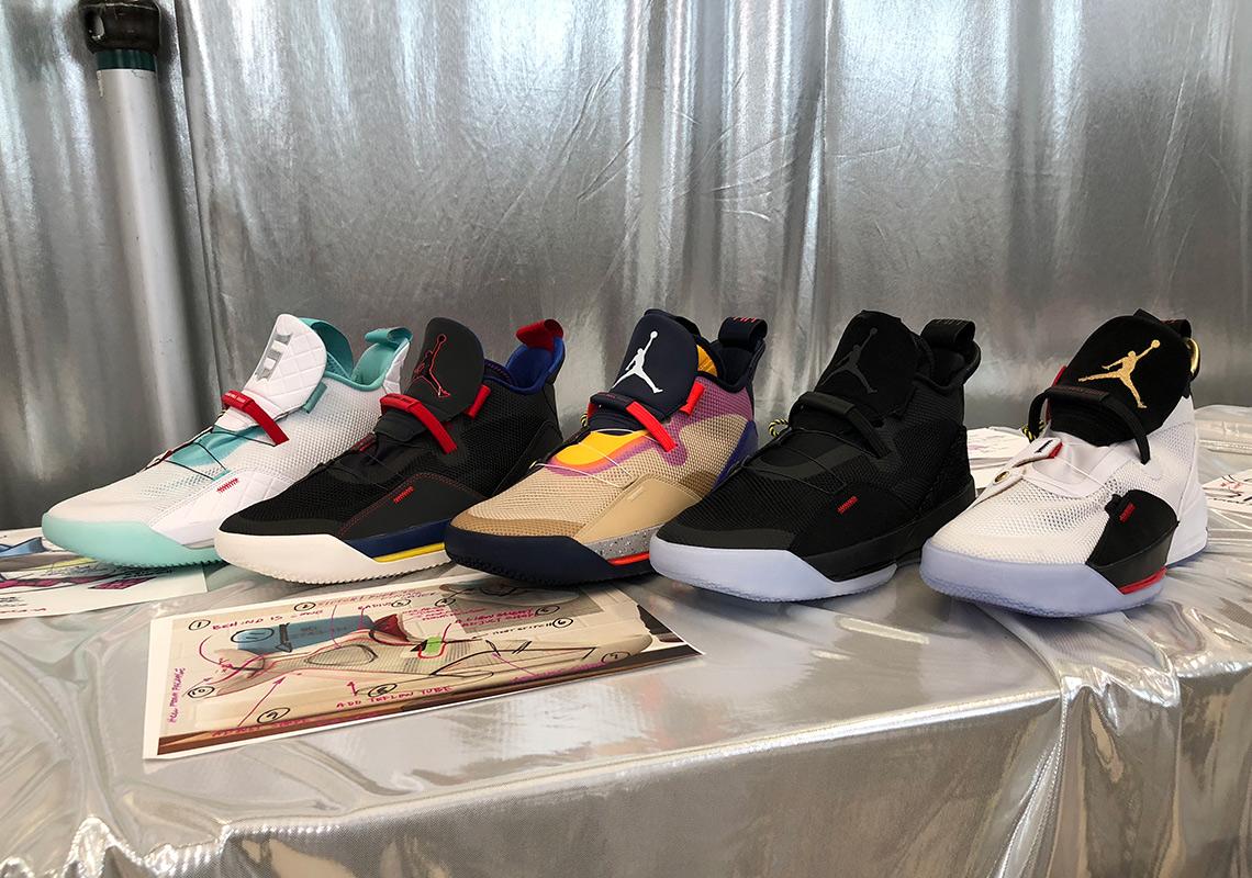 77f43c85fed1 Jordan Brand представил 5 новых расцветок флагманской модели кроссовок